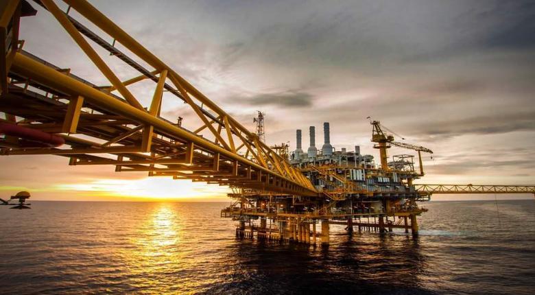 Barreira de proteção indústria petrolífera